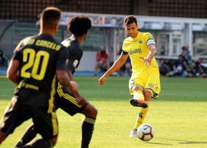 Chievo Verona: allenamento in vista della Fiorentina, Radovanovic carica i suoi