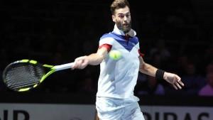 ATP Metz - Si ritira M.Zverev, oggi la finale