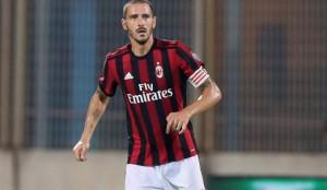 """Milan, Bonucci in conferenza: """"Non contento del mio rendimento, ho fatto errori"""""""