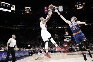 NBA, Brooklyn e Portland a valanga su Suns e Knicks