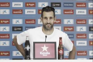 """Diego López: """"Veo un equipo con ganas de hacer cosas importantes"""""""