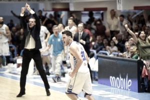 Legabasket Serie A - Happy Casa Brindisi, non basta l'high di Marco Giuri