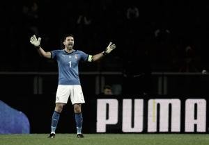 """Italia, Buffon prende le difese del ct: """"E' scorretto attaccare Ventura"""""""
