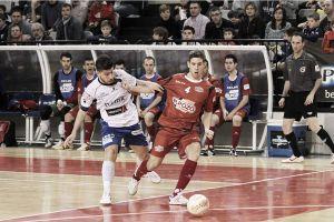 ElPozo vence con apuros a D-Link Zaragoza