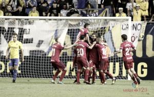 Cádiz CF - Osasuna: puntuaciones del Cádiz, jornada 8 de LaLiga 1|2|3