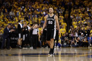 NBA - Si ritira Manu Ginobili, eroe (romantico) dei due mondi