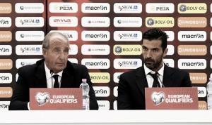 Le formazioni ufficiali di Albania-italia: 4-2-4 per Ventura, Panucci s'affida a Sadiku