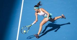 WTA Pechino - Fuori Karolina Pliskova, Garcia travolge Cornet