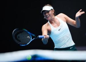 WTA Tianjin - Maria Sharapova al secondo turno