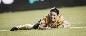 Diana Matheson suspended for one game by the NWSL