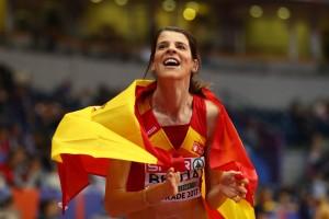 Atletica - Il ritiro della signora dell'alto, Ruth Beitia