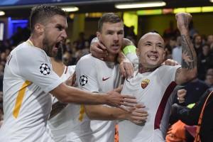 """Roma, Di Francesco: """"Orgoglioso per la prova della squadra"""""""