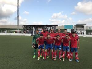 CF Badalona - Atlético Saguntino: Partido para continuar luchando por los objetivos
