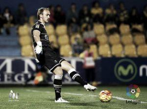 Dmitrovic, el mejor ante el Almería según la afición