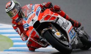 """MotoGP, Motegi - Parla Lorenzo: """"E' stato un disastro con tutta questa acqua"""""""