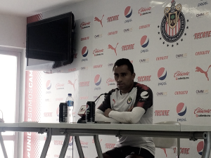 """Edwin Hernández: """"Nuestro problema fue relajarnos"""""""