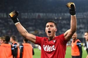 """Lazio, Strakosha ringrazia il papà: """"Ho seguito i suoi consigli per parare il rigore"""""""