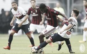 Il Milan sbatte contro Bonucci e contro il Genoa: a San Siro finisce 0-0