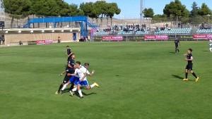 Remontada y nueva derrota del Deportivo Aragón