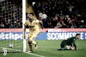 Serie A - La Juventus soffre ma vince con l'Udinese. Alla Dacia Arena finisce 2-6