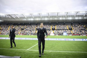 Juventus - Udinese, le formazioni ufficiali