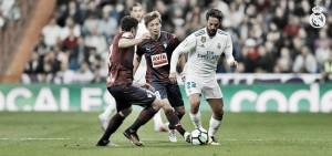 Resumen Real Madrid 3-0 Eibar en La Liga Santander 2017/2018