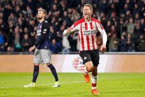 Eredivisie: il PSV vince e scappa, frenano Ajax e Feyenoord. Continua il sogno dell'Excelsior