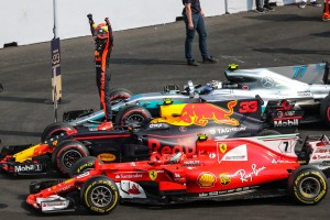 F1, GP del Messico - L'analisi