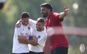 Dudelange-Milan in diretta,LIVE Europa League 2018/19 (0-1): la sblocca Higuain!