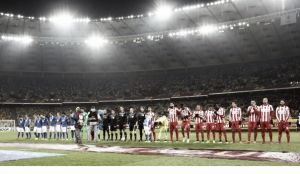 Olympiacos - Dnipro: los griegos se la juegan en casa