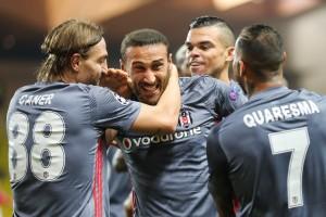 Champions League - Besiktas vs Monaco, le formazioni ufficiali