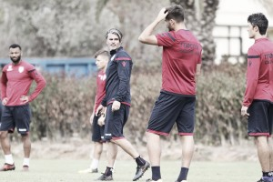 Cagliari: continua la preparazione in vista dell'Hellas Verona