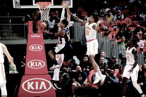 NBA - Jokic domina e porta i suoi Nuggets alla vittoria sugli Hawks; Porzingis consegna il derby ai Knicks