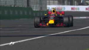 F1, GP del Messico - Nelle FP3 comanda Verstappen