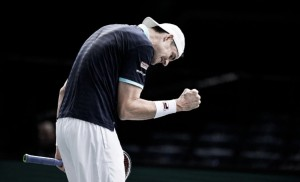 ATP Parigi - Isner ancora al terzo, finisce il sogno di Del Potro