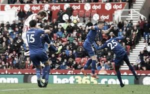 Premier League - Stoke e Leicester si dividono la posta: è 2-2