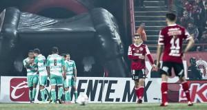 Xolos no logra detener a Santos
