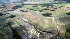 Donington Park no acogerá el Gran Premio de Gran Bretaña en 2015