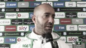 """Sassuolo, Bucchi si prepara al Benevento: """"Partita delicata, andiamo con il coltello tra i denti"""""""