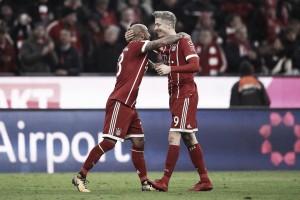Bundesliga, il derby di Baviera è del Bayern: battuto 3-0 l'Augsburg