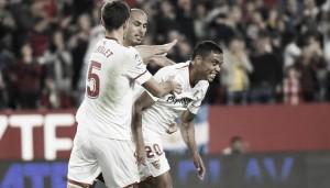 Sem convencer, Sevilla vira sobre Celta e segue na busca por vaga na Champions League
