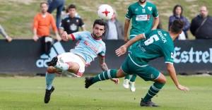 Al Celta B y al Coruxo se les olvida el gol