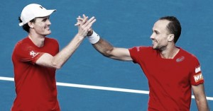 Jamie Murray y Bruno Soares alcanzan la final del dobles