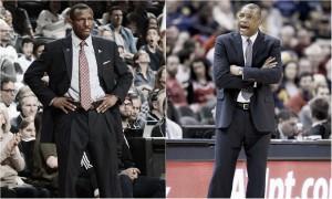 Dwane Casey y Doc Rivers, Entrenadores del Mes en la NBA