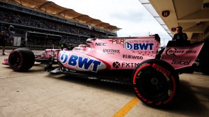 Force India - Russell debutta in F1!