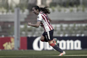 """Brenda Viramontes: """"Trabajamos para mejorar; Chivas es un club muy grande"""""""