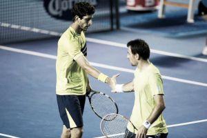 Ferrer y Verdasco se despiden con honor ante Dodig y Melo