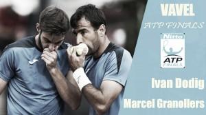 ATP Finals 2017. Ivan Dodig y Marcel Granollers: la experiencia es una virtud