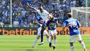 La Sampdoria minimiza las aspiraciones europeas de la Fiorentina