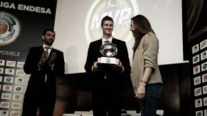 Justin Doellman se corona como MVP